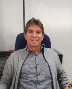 Mauro Colombarolli, diretor da Alfatec
