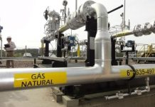 Agrese autoriza tarifa de movimentação de gás natural a grandes usuários em Sergipe