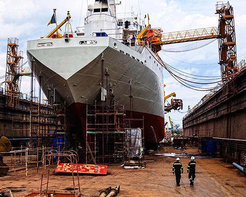 Novas operações de O&G também irão aquecer o mercado de estaleiros e de embarcações