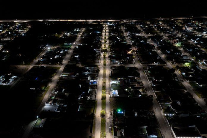 Baixo índice de falhas confirma eficiência dos projetos de modernização da iluminação pública