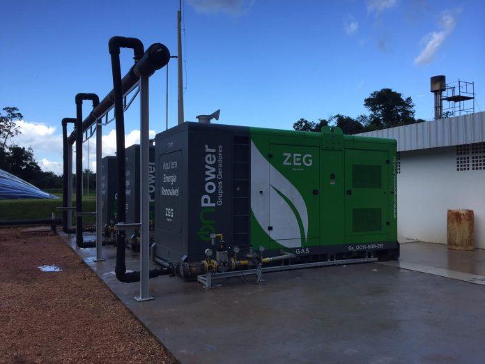 Através de parceria inédita, ONPOWER pode chegar a gerar mais de 1 MW de energia limpa em usina instalada na região norte